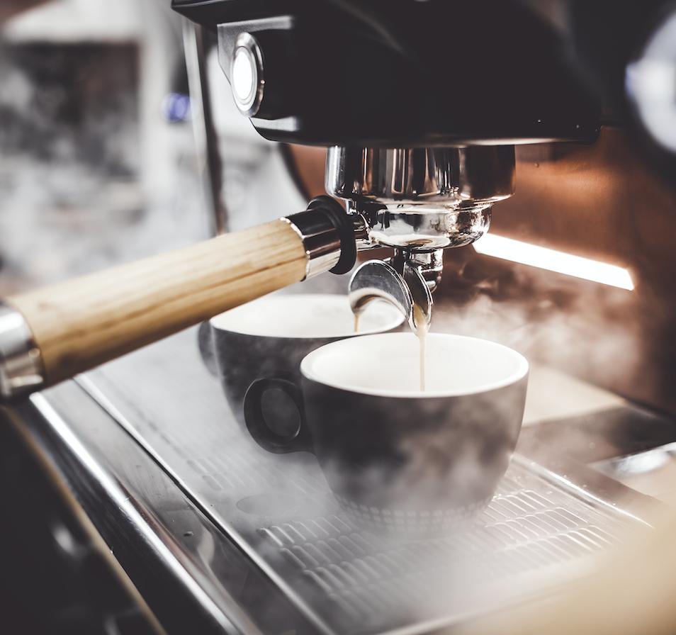 Kaffebar i Svendborg